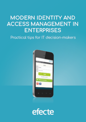 eBook Modern IAM management in enterprises