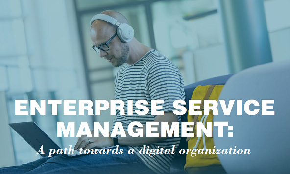 ebook ESM enterprise service management