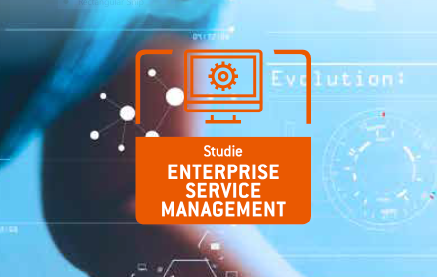 IDG Research und EFECTE Studie über Enterprise Service Management