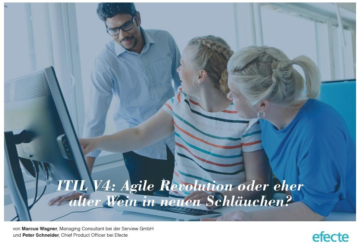 ITIL 4 Revolution oder old news?