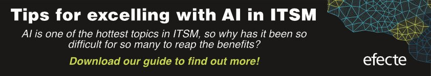 AI and ITSM 5 tips