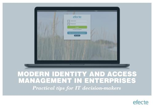 Modern Identity and Access Managment