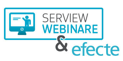 Serview and Efecte shared webinar on agile itsm