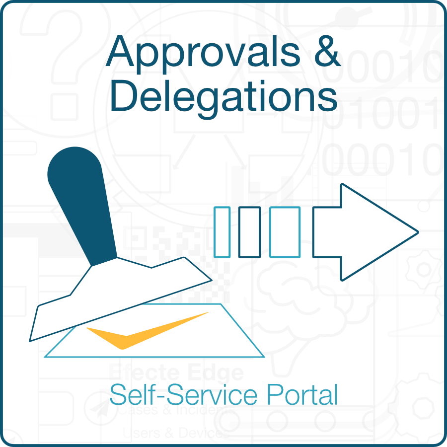 Approvals & Delegations icon