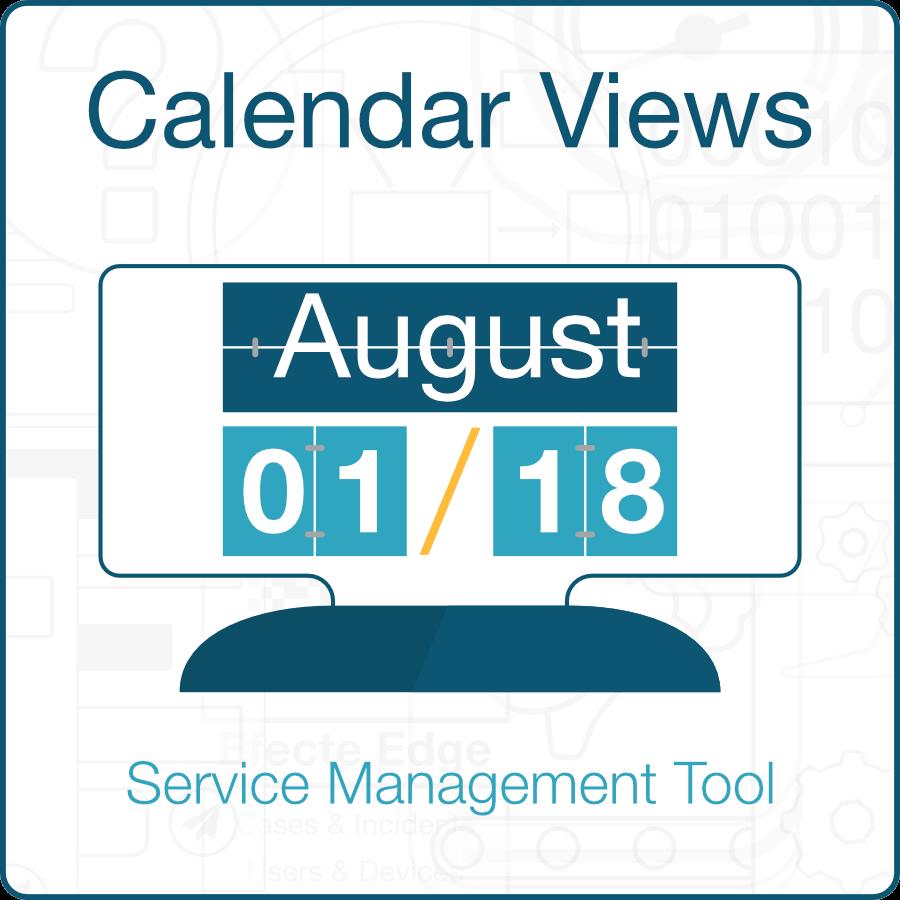 Calendar views icon