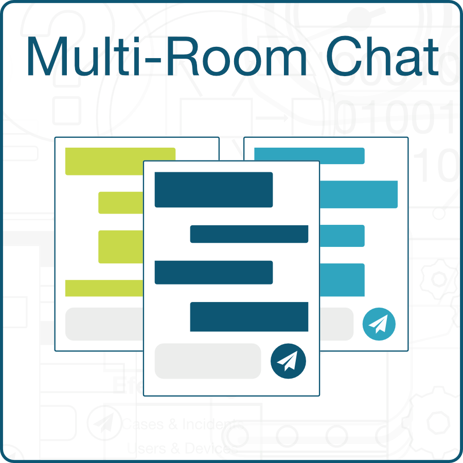Multi-Room Chat icon