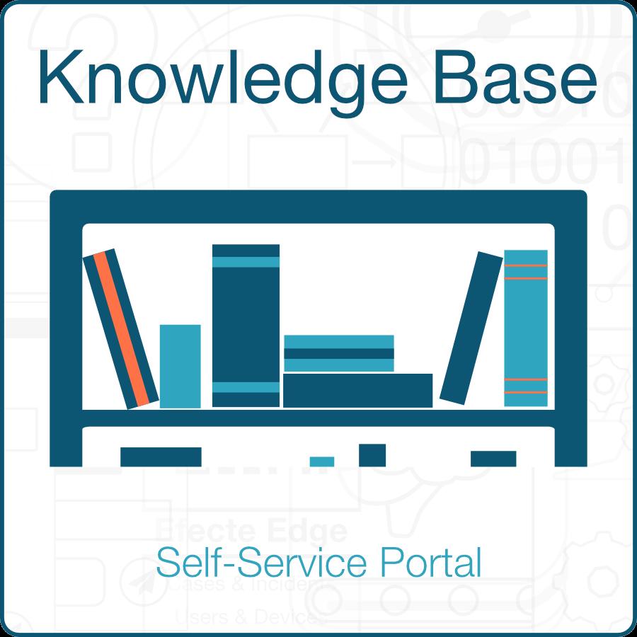 Knowledge base self-service portal