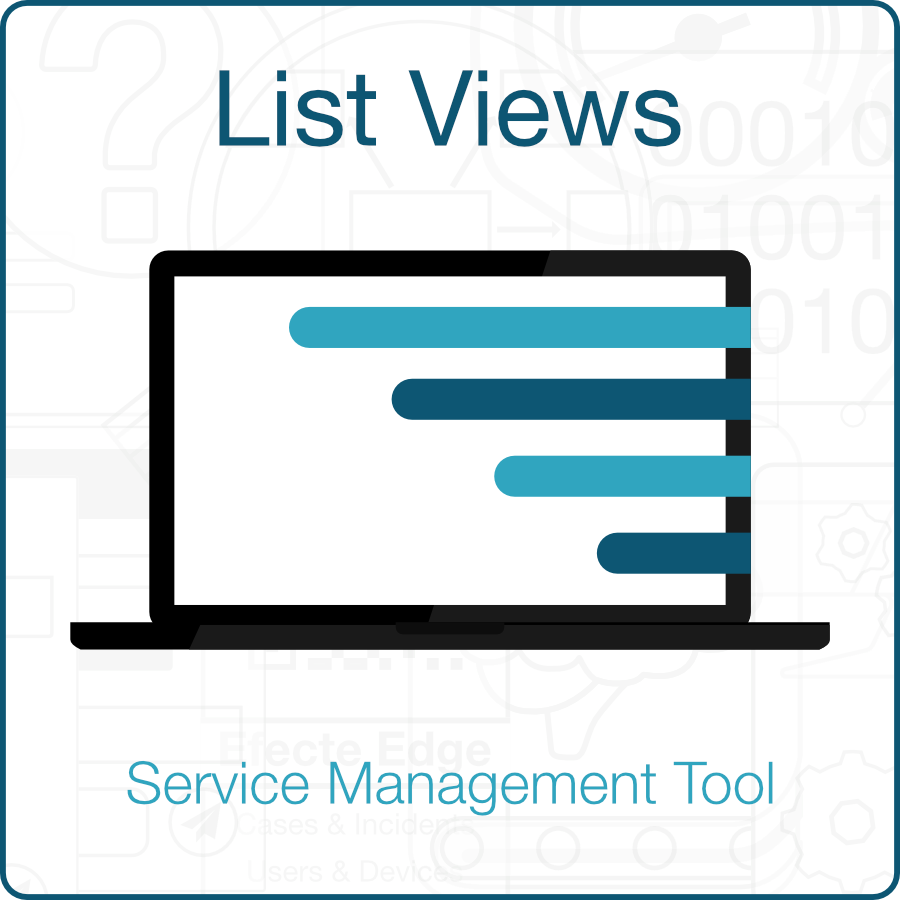 List view icon